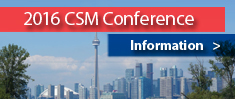 CSM Conference